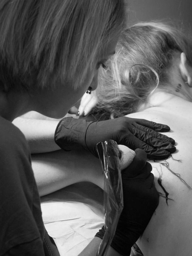 Tattoo Hamburg Masha