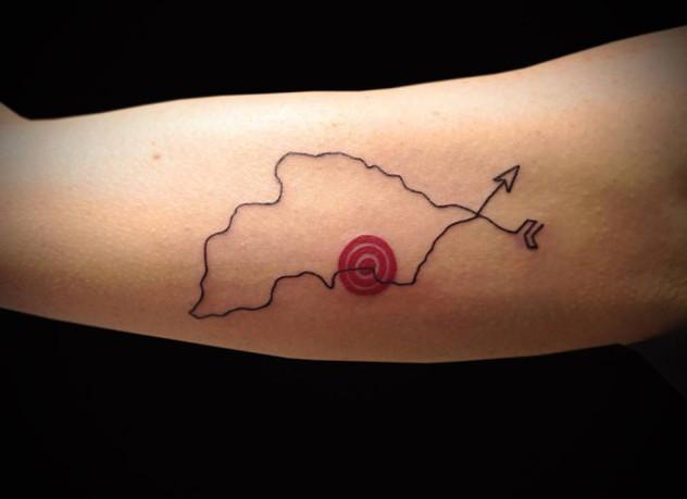 Tattoo Hamburg Blackwork